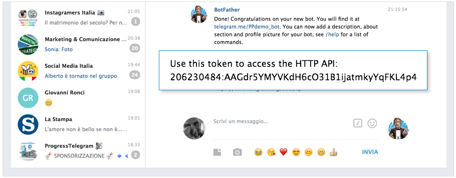 AskPostPickr: How do I connect my Telegram channel?
