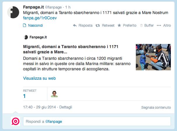 tweet espanso 2