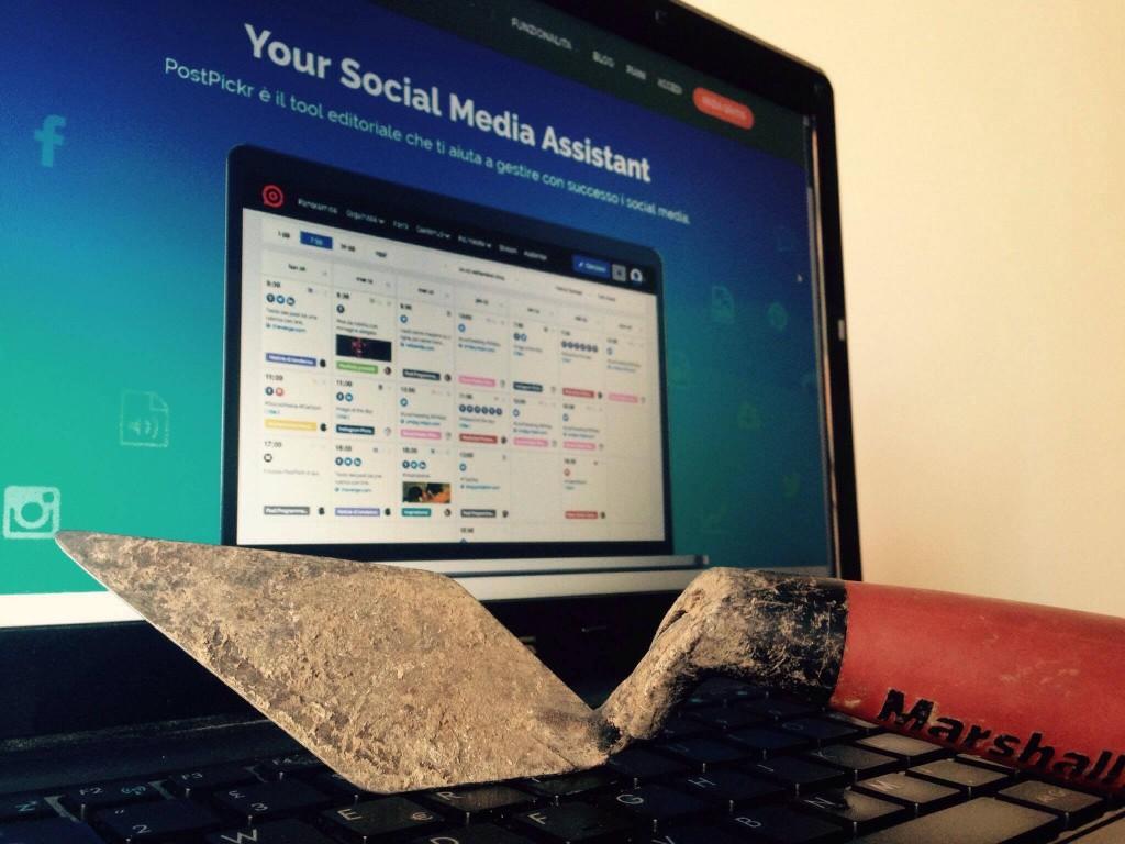 Archeologia e Social Media