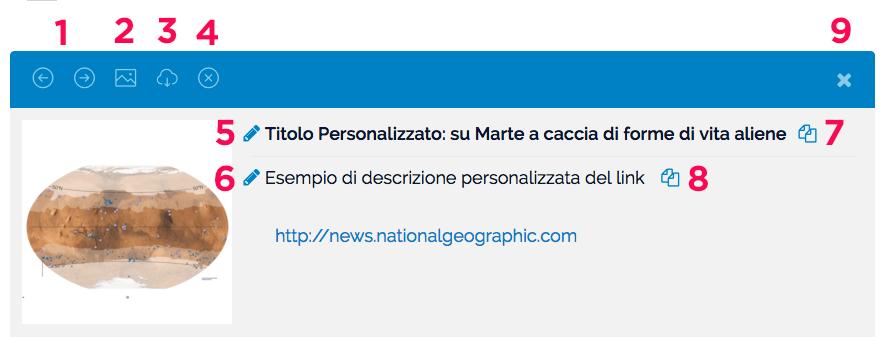 link-personalizzato