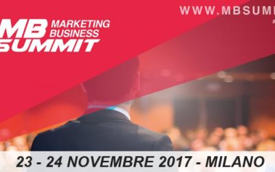 PostPickr è media partner del Marketing Business Summit 2017