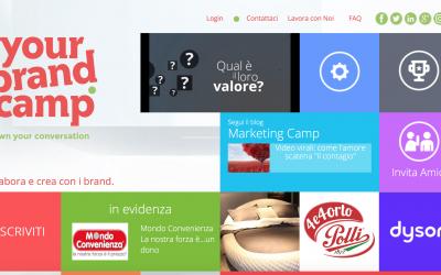 Social Media & Influencer Marketing: PostPickr meets YourBrand.Camp