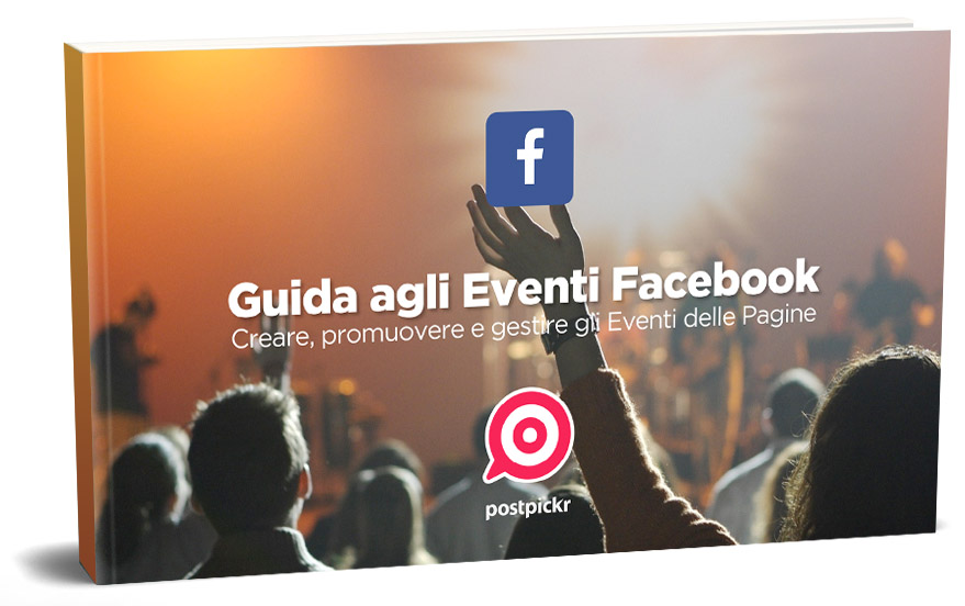 Eventi Facebook - Guida alla Gestione in PDF