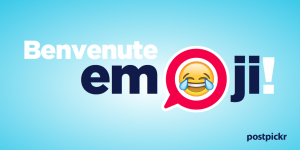 Cover: benvenute emoji in PostPickr