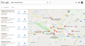 Google My Business: ricerca con intento informativo