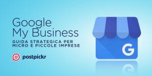 Guida Strategica a Google My Business per Piccole Imprese - copertina