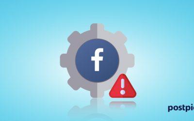 #FacebookDown: Ripristino delle Funzioni di Publishing ed Audience