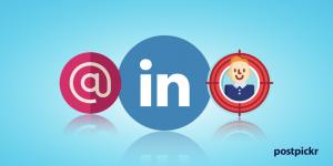 Menzioni e targetbin dei post per le Pagine LinkedIn