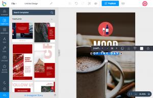 Il plugin di grafica di DesignBold