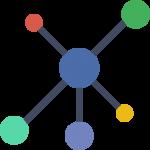 Icona social networks