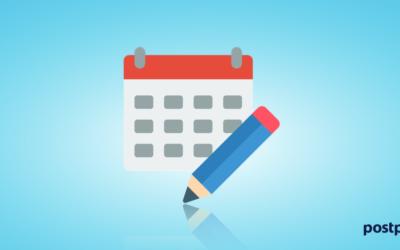 Novità in Calendario: Editing Rapido delle Programmazioni e Visualizzazione Errori di Pubblicazione